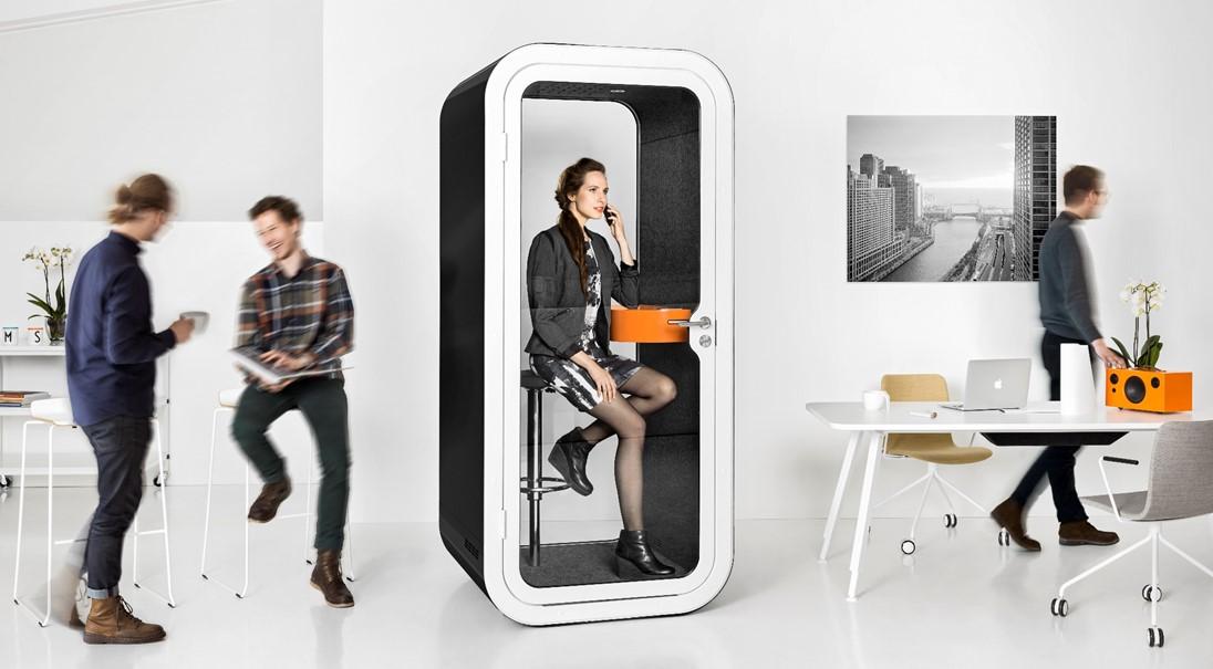 Framery O Phone Booth – cabina telefonica singola