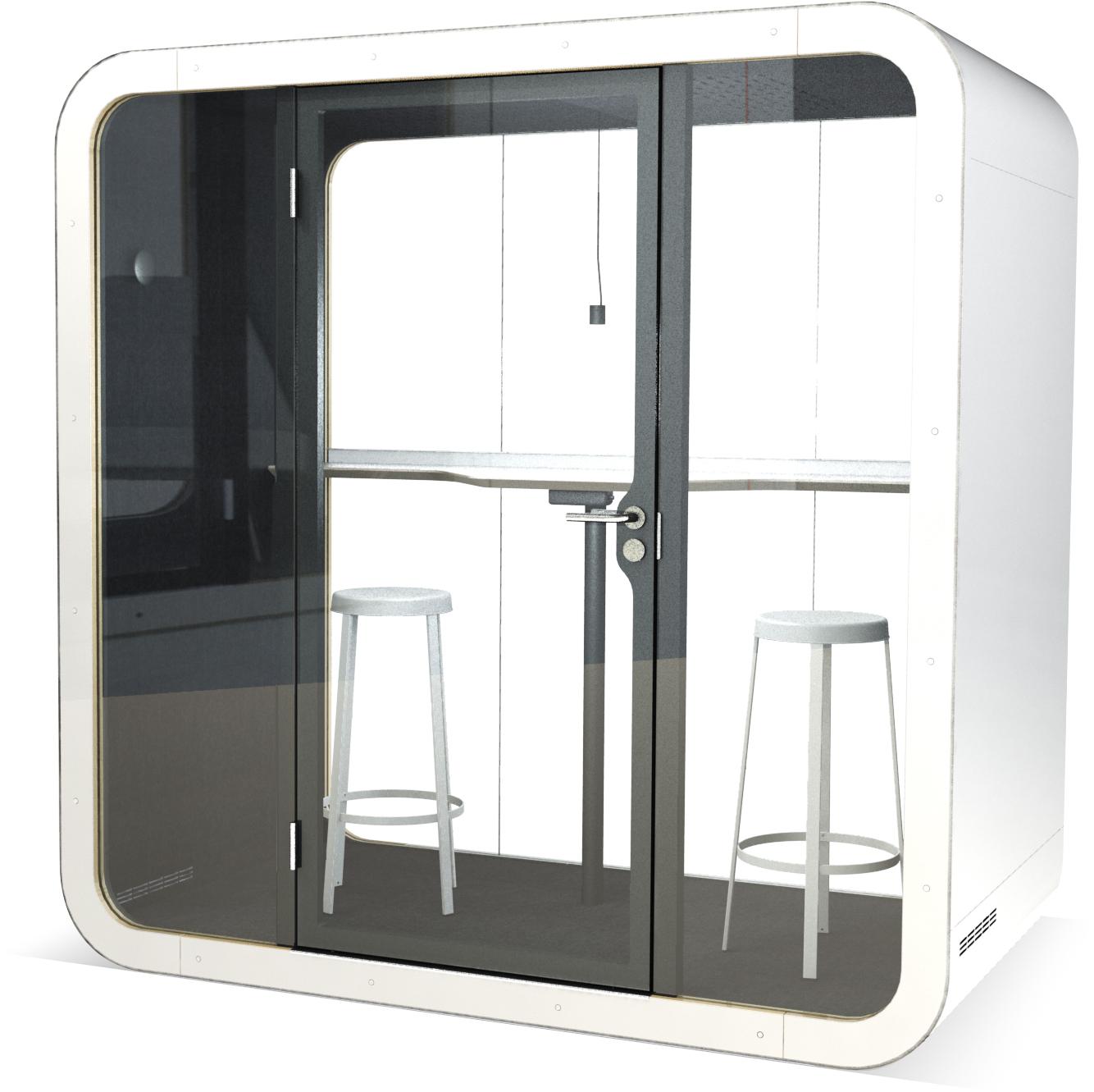 framery q phone booth doppio