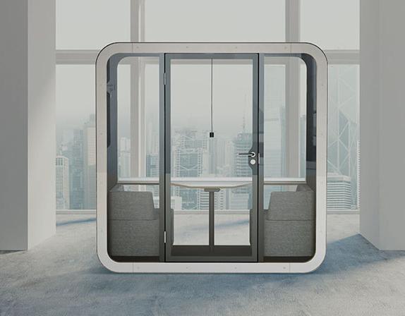 Framery Q Phone Booth – cabina telefonica doppia