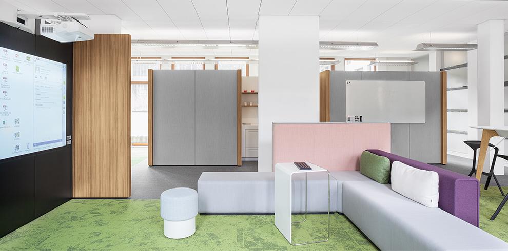 NOOXS - pareti modulari e autoportanti