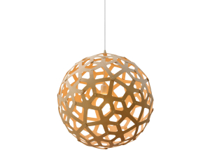 Coral Lamp David Trubridge