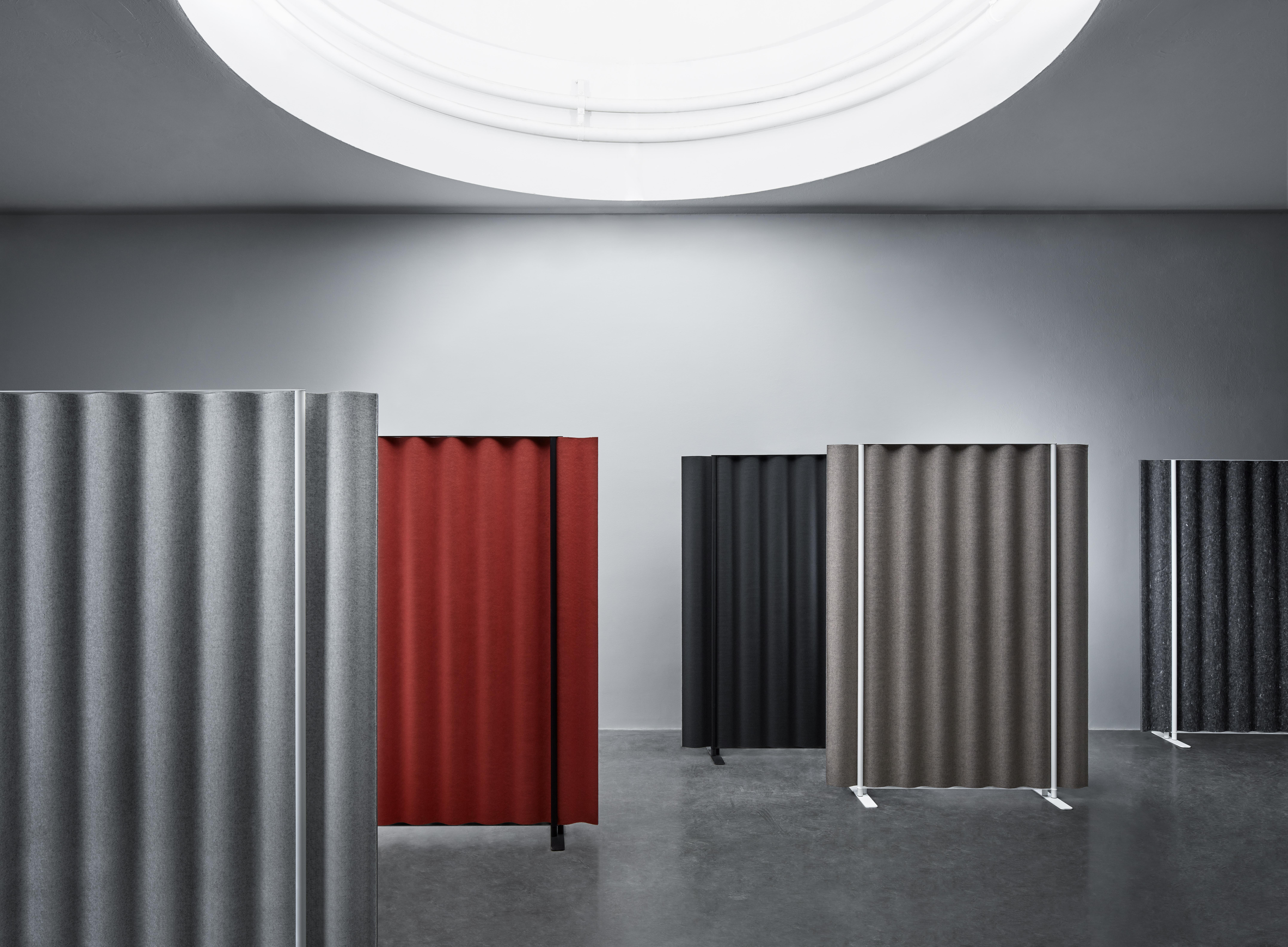 Scala Floor Abstracta – pannello fonoassorbente autoportante